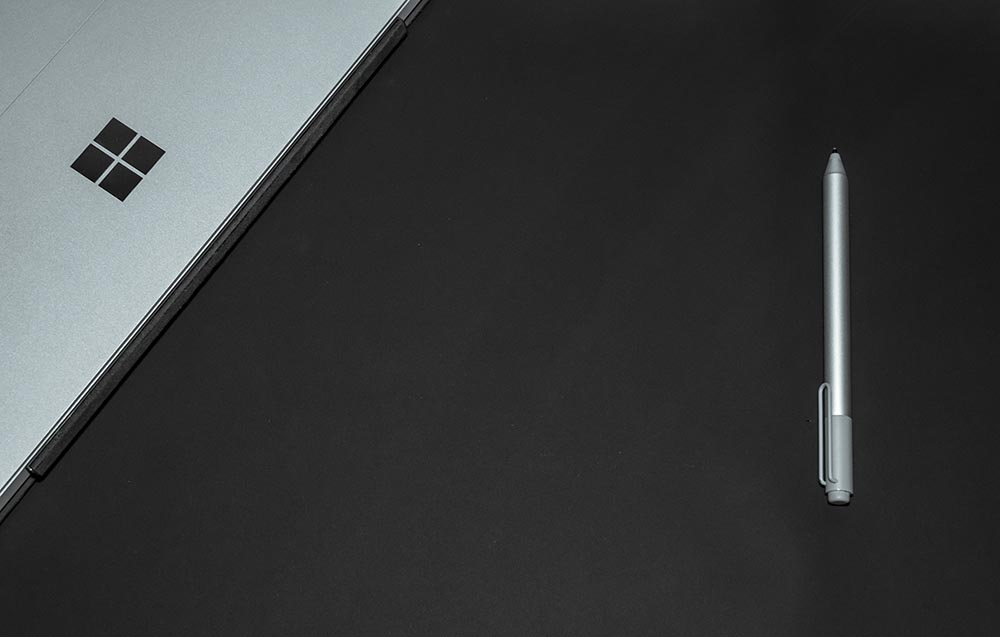 Tablette Surface et Stylet