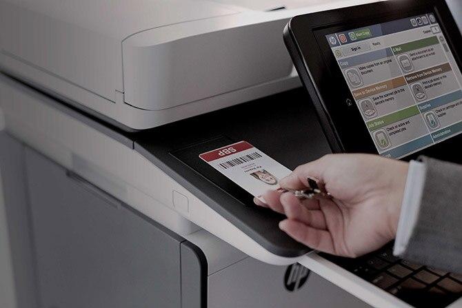 HP Pull Printing